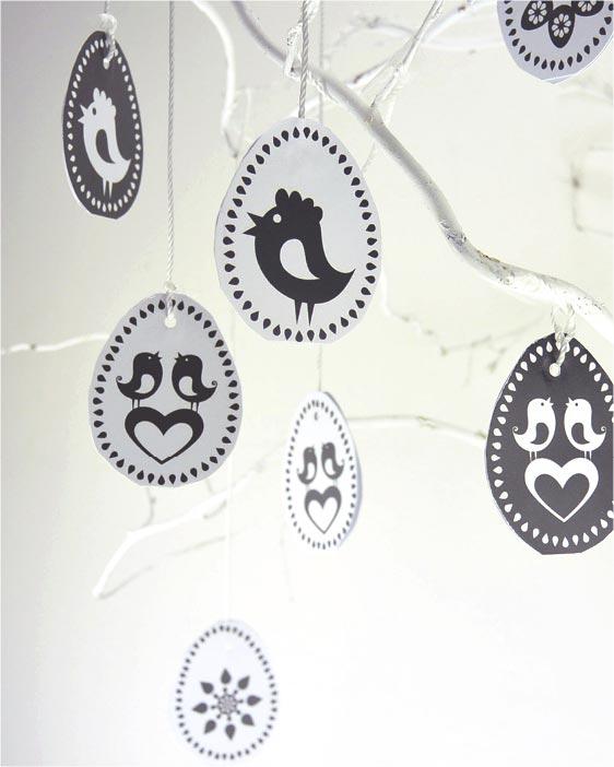 Free Printables Pasen - Gratis Pasen printables - Paas Decoratie