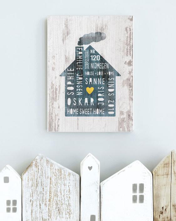 D.I.Y woodprint | Zelf op hout afdrukken | Printcandy