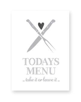 poster-keuken-met-eigen-tekst-zelf-online-maken