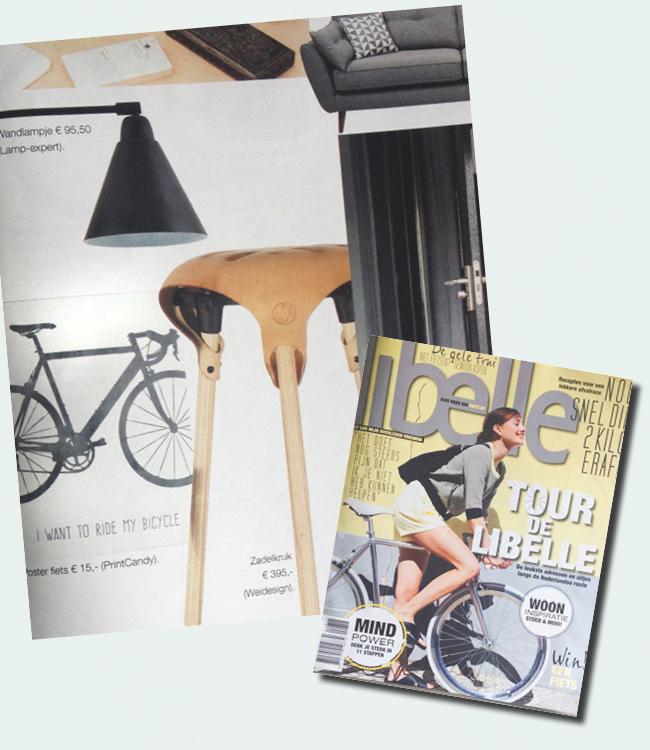 PrintCandy in de media gespot: Libelle tijdschrift
