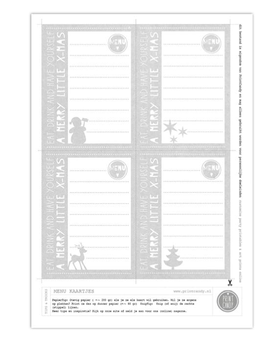 kerst-printables-printcandy-menu-light