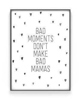 Confetti Poster met eigen tekst maken | Moederdag | Printcandy