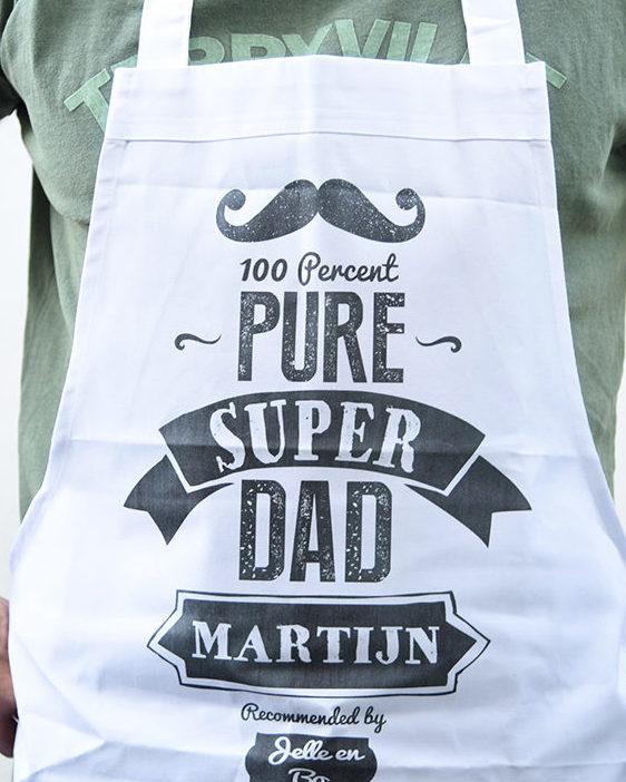 Cadeau voor Vaderdag maken - Superdad Printable Printcandy