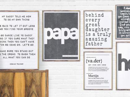 Mooie teksten voor Papa