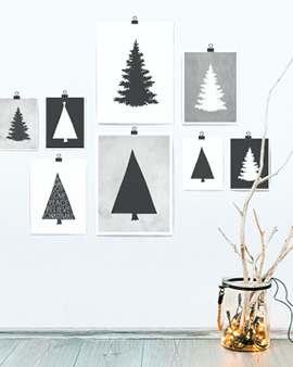 Kerst Posters