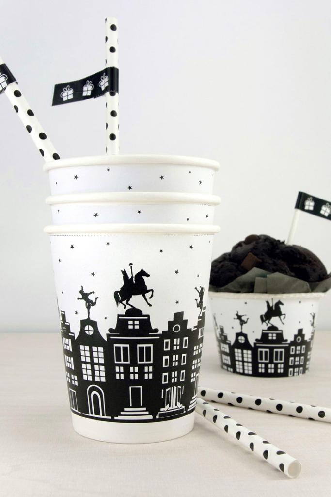 Gratis Sint Printables   Cupwrappers   Printcandy