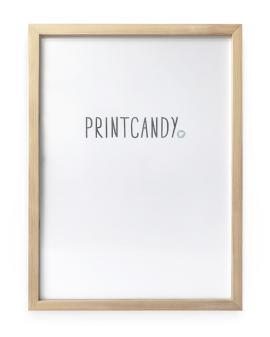 Posterlijst Hout - 30 x 40 cm - Printcandy