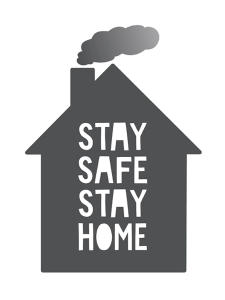 Stay-Safe-Stay-Home Poster | Printcandy